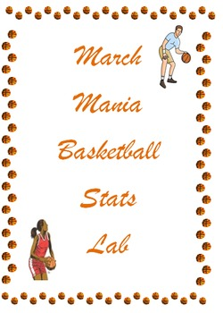March Mania Basketball Statistics