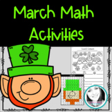 March Math Activities