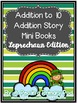 March Math Bundle Add, Subtract, Count(Leprechaun/St. Patrick's Day Edition)