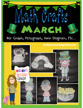 March Math CRAFTS Graphing