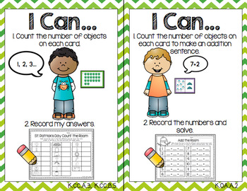 Math Centers: March