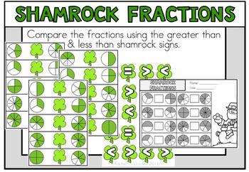 March Math Centers 2nd Grade