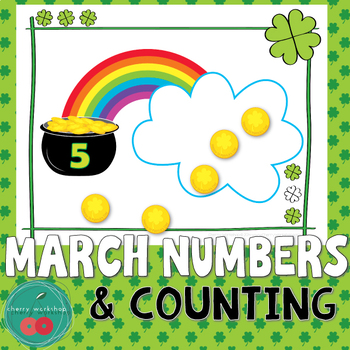 St Patrick's Day Math