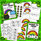 March Math Centers - Operations within 100 and Math Review