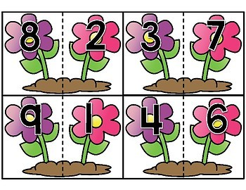 March Math Centers for Kindergarten