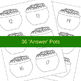 March Math File Folder Game - Hands Off Me Gold / St. Patrick's Day (Edition 1)