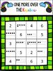 March Math Games-Kindergarten