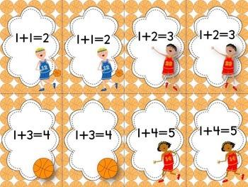 Math Magic Math Facts Game