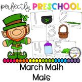March Math Mats