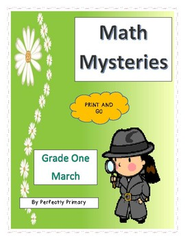 March Math Mysteries