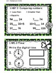 Math Task Cards for March 1st Grade Math