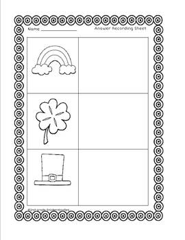 March Math: Word Problems for Beginning Multiplication and Division