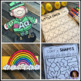 March Math and Literacy Centers Preschool: Spring, Weather, St. Patrick's Day