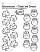 March Math and Literacy Printables for Upper Elementary
