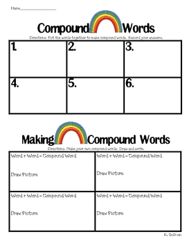 March Math and Literacy Stations/Centers
