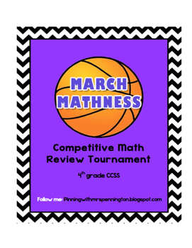 March Mathness (March Madness) Tournament