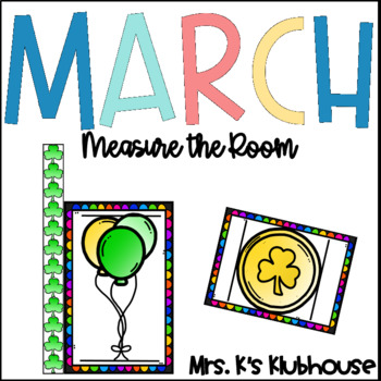 March Measure the Room