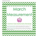 March Measurement