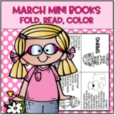 March Mini Books