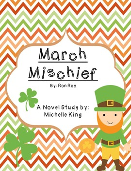 March Mischief- A Calendar Mysteries Novel Study