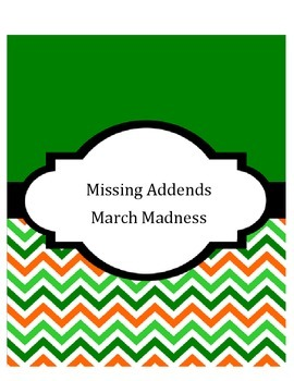 March Missing Addends