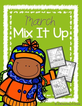 March- Mix It Up