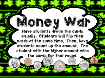 March Money War