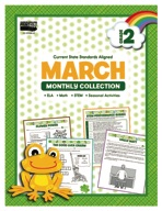 March Monthly Collection, Grade 2