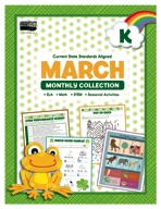 March Monthly Collection, Grade K