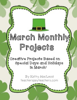 March Monthly Projects