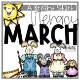 March Morning Bright {Kindergarten Literacy Morning Work}