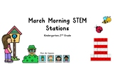 March Morning STEM Stations