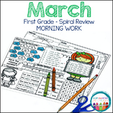 March Morning Work Grade One