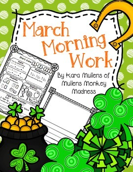 March Morning Work