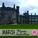 March Music Activities
