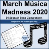 March Music Madness 2020