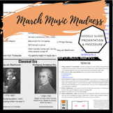 March Music Madness | Composer Bracket & Competition