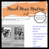 March Music Madness v. 2 | Composer/Musical Artist Bracket & Competition