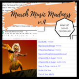March Music Madness v. 4 | Musicals Bracket & Competition