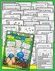 March NO PREP - Math & Literacy (Kindergarten)