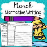 March Narrative Writing