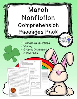 March Nonfiction Passages