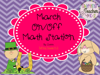 March On/Off Addition Game
