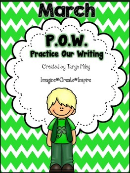 March POW (Practice Our Writing)