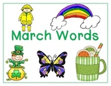March Packet {literacy and math activities}