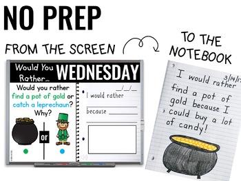 March Paperless 1st & 2nd Grade Morning Work {Whiteboard-based & EDITABLE}