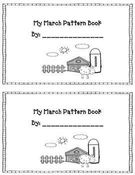 March Pattern Book