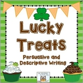 March Centers St. Patrick's Day Writing Activity