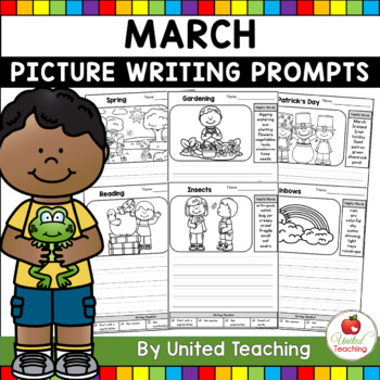 March Picture Prompts for Writing