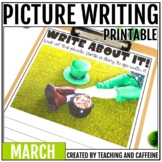 March Picture Writing Prompts